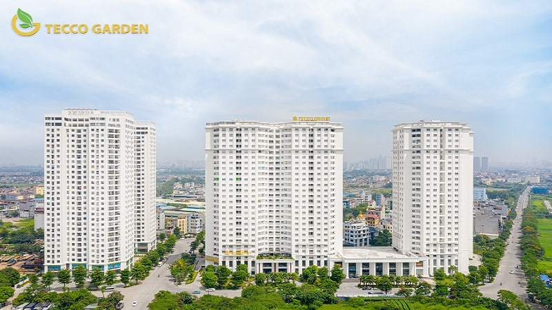 Read more about the article TECCO GARDEN THANH TRÌ