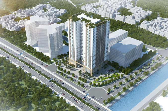 Read more about the article CHUNG CƯ TỨ HIỆP PLAZA