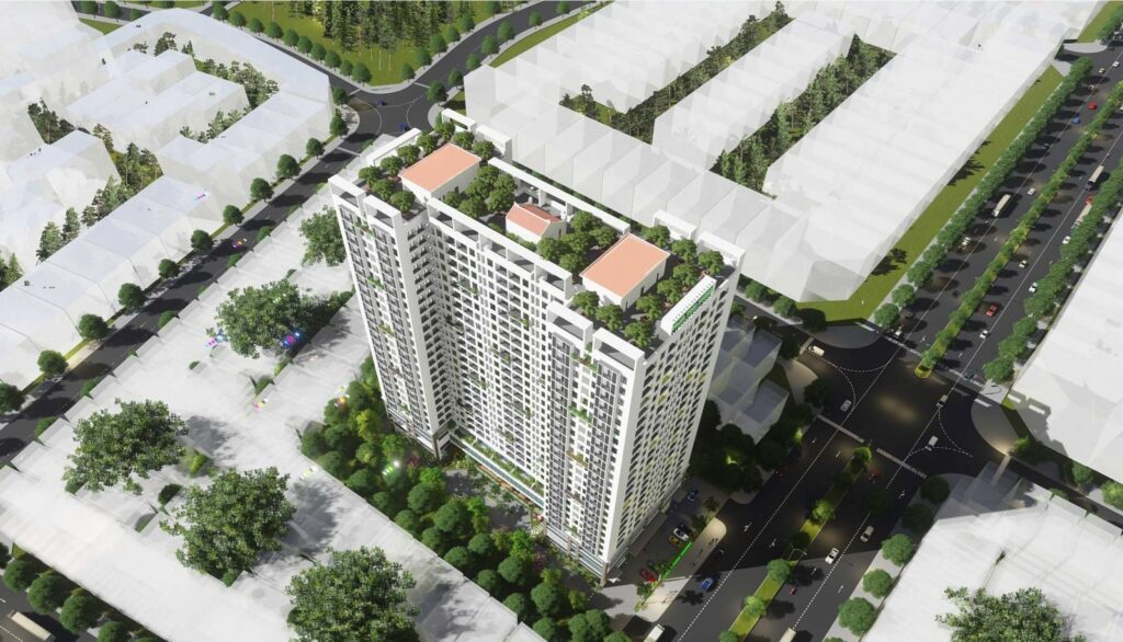 Read more about the article Gelex Tower