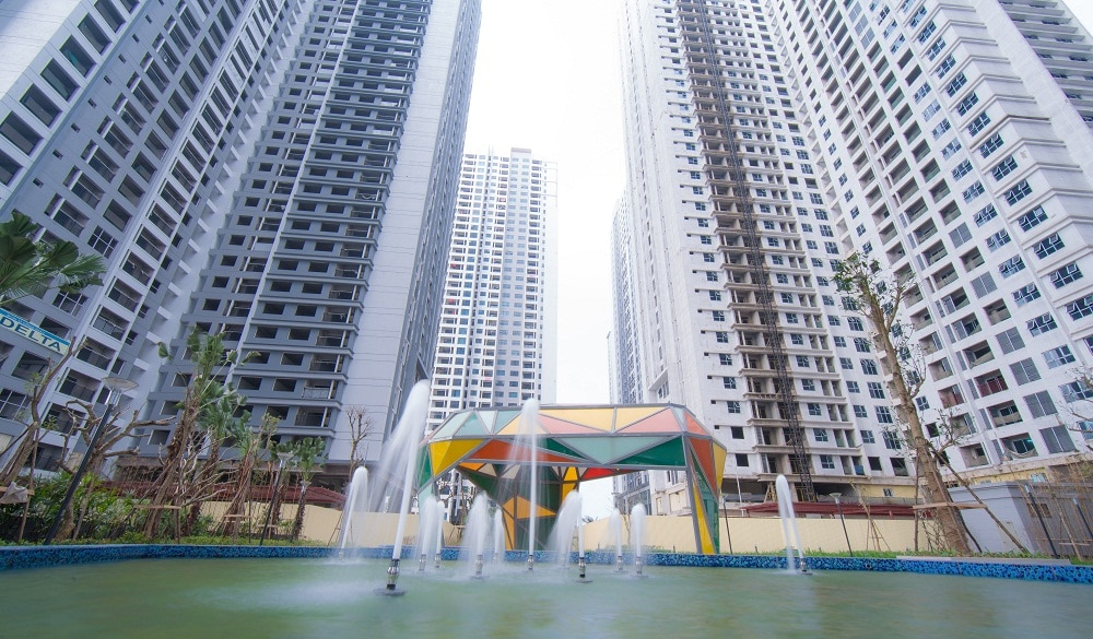 Read more about the article Chung cư Goldmark City