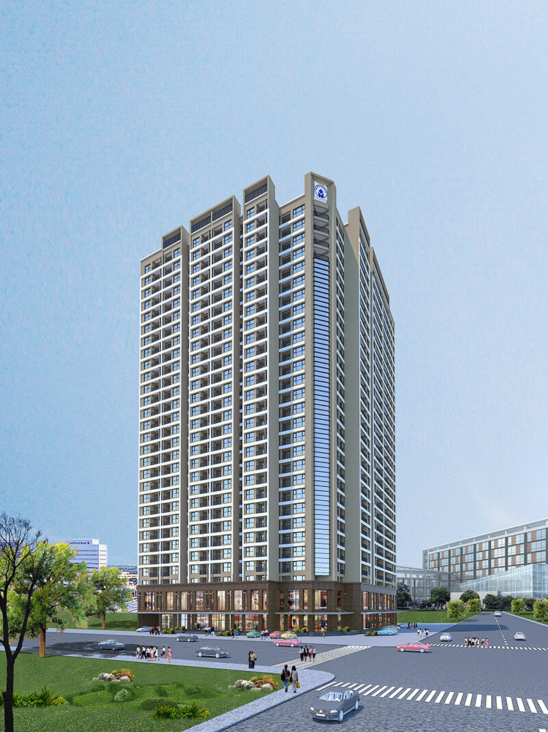 Read more about the article Chung Cư The Park Home – Cầu Giấy