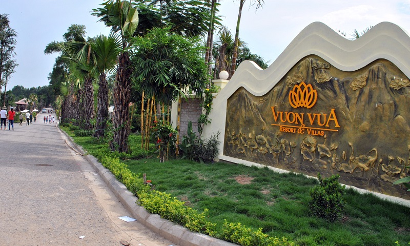 Read more about the article Vườn Vua Resort – Phú Thọ