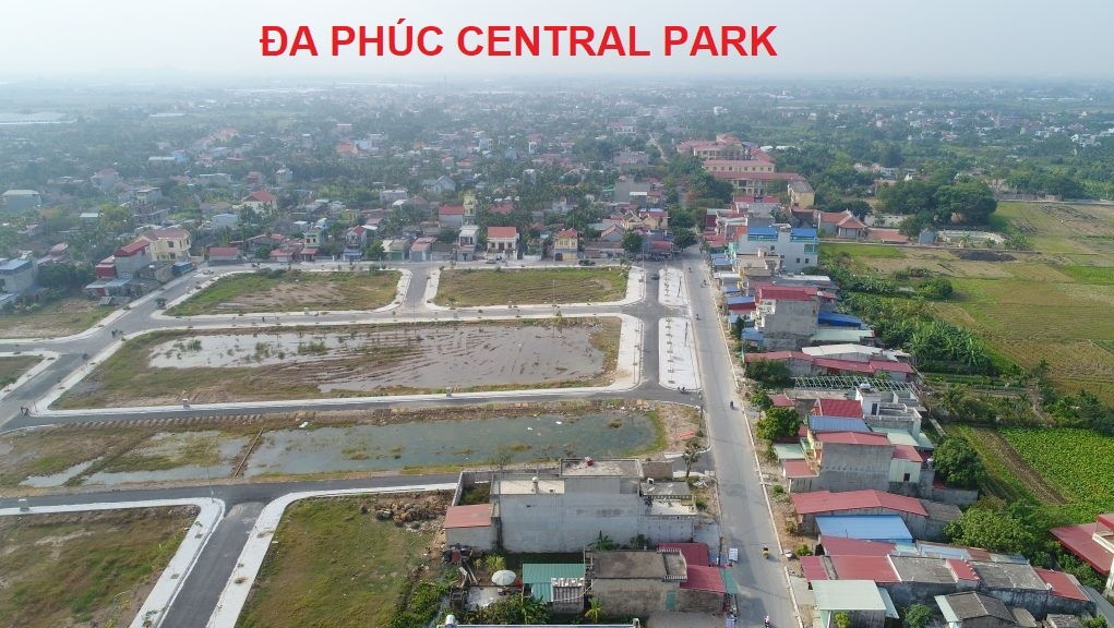 Read more about the article Đa Phúc Central Park