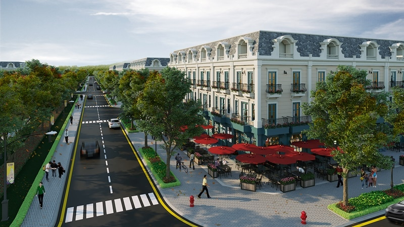 Read more about the article Uông Bí New City – Quảng Ninh