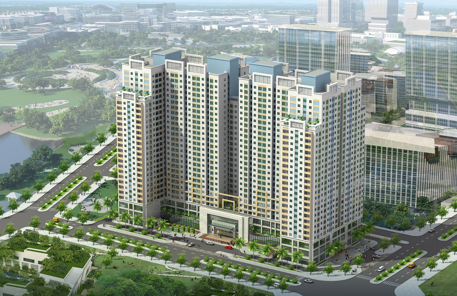 Read more about the article Đồng Phát Residence