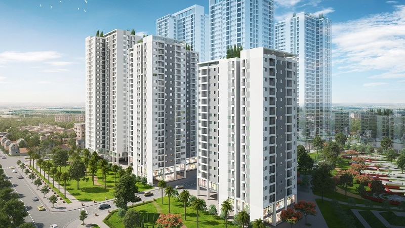 Read more about the article CHUNG CƯ HỒNG HÀ ECO CITY