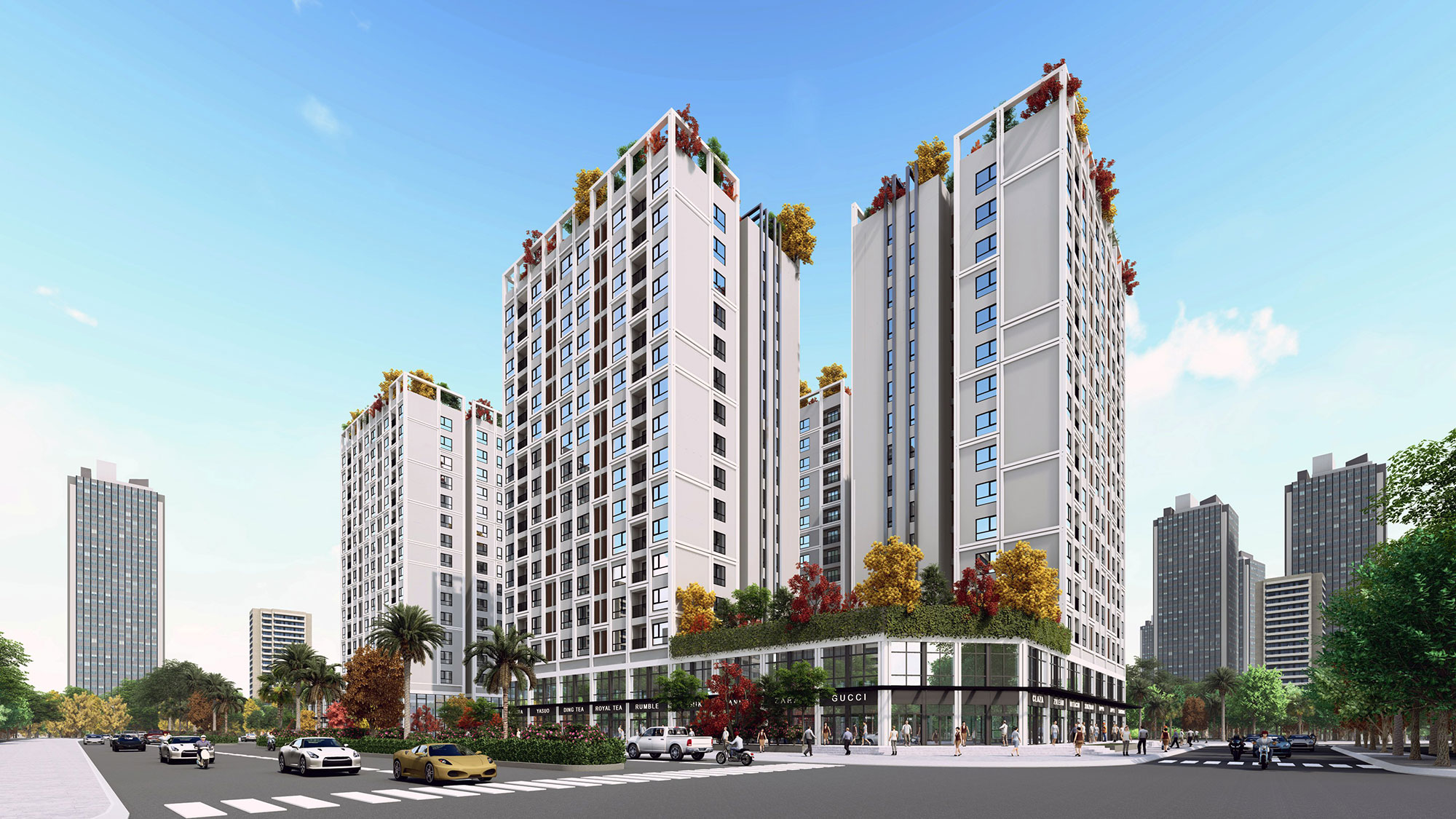 Read more about the article Eco Smart City Long Biên