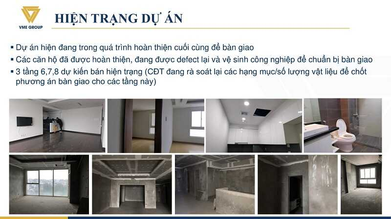 tien do xay dung discovery central