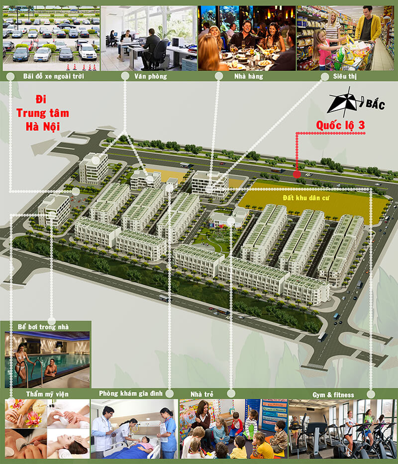 Read more about the article Dự án Happy Land