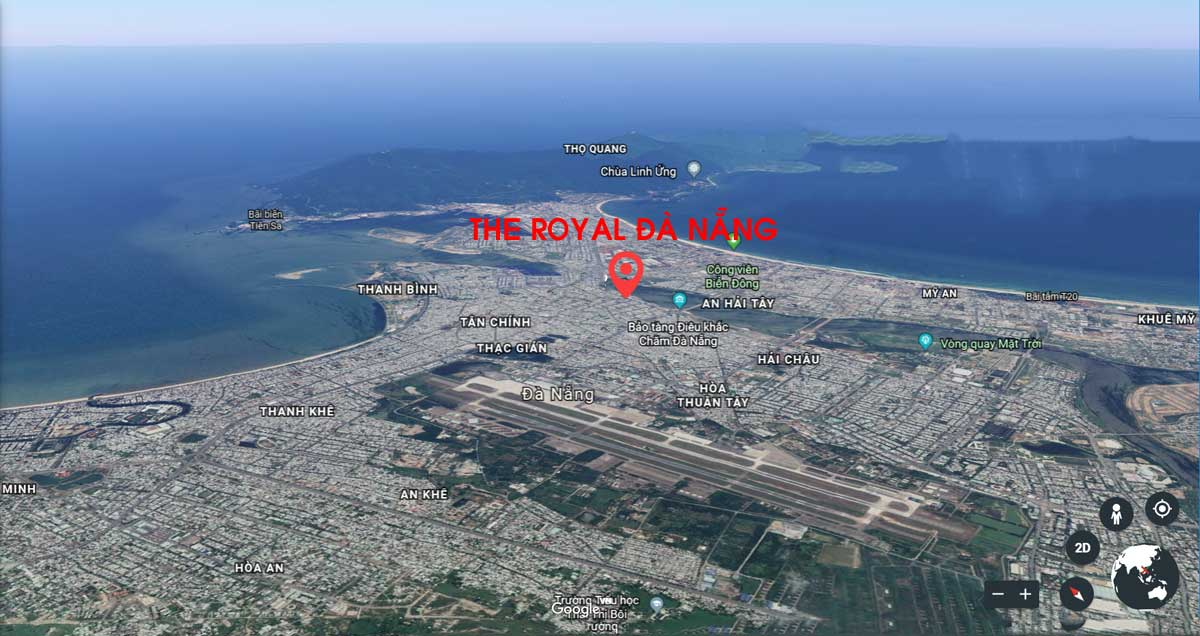 You are currently viewing The Royal Đà Nẵng