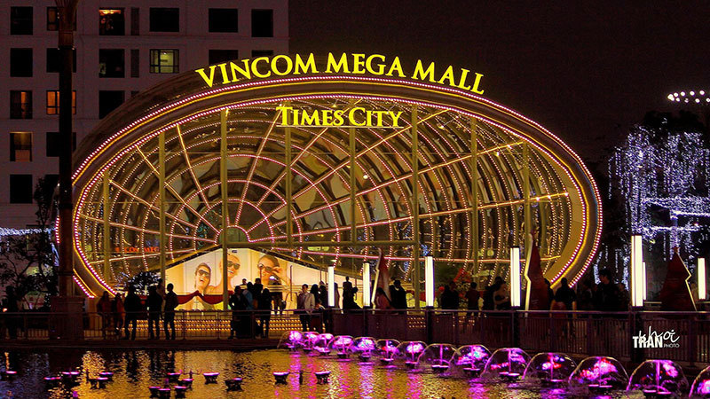 Read more about the article Vinhomes Times City