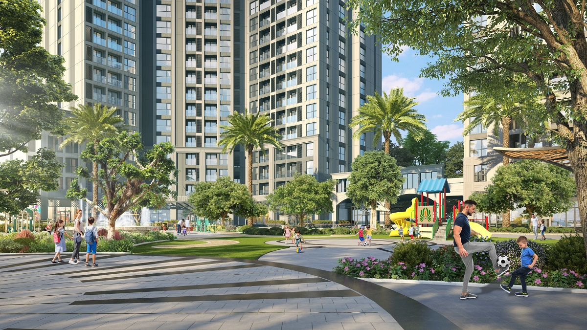 Read more about the article Chung Cư Vinhomes Symphony
