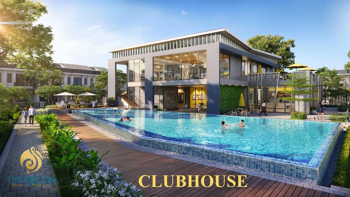 Clubhouse The Sol City Long An