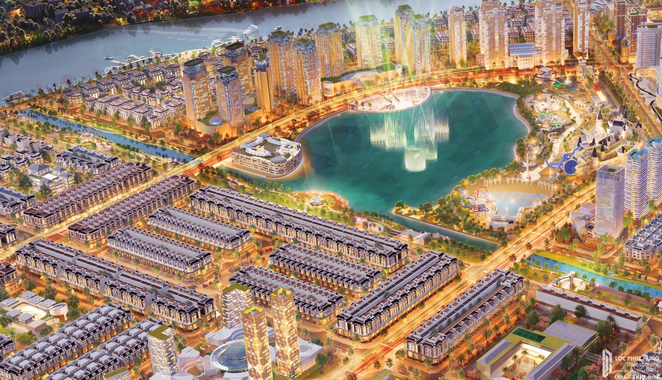 Read more about the article Vạn Phúc City