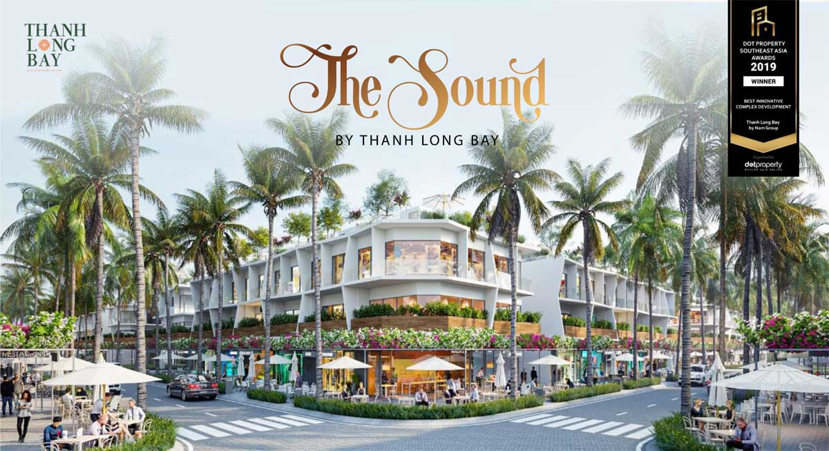 the south by thanh long bay