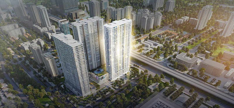 Read more about the article Chung cư Vinhomes West Point