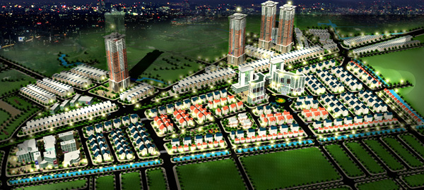 Read more about the article KHU ĐÔ THỊ NEWSTYLE CITY
