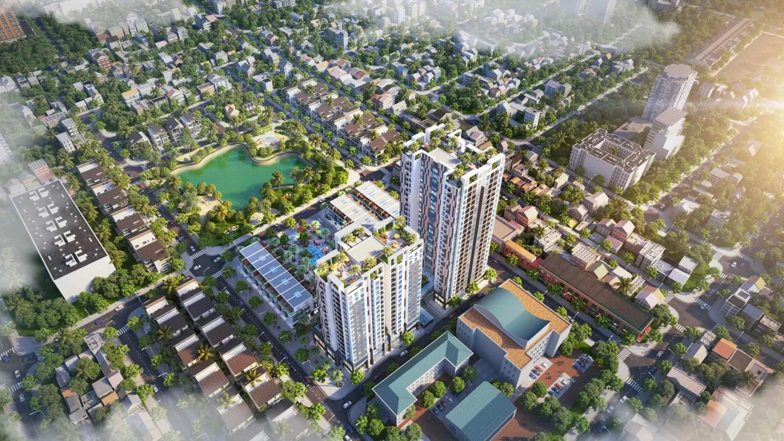 Read more about the article Diamond Hill Bắc Giang