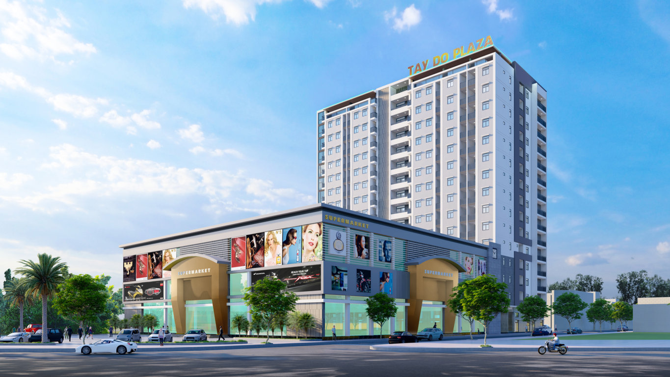 Read more about the article TÂY ĐÔ PLAZA HẬU GIANG
