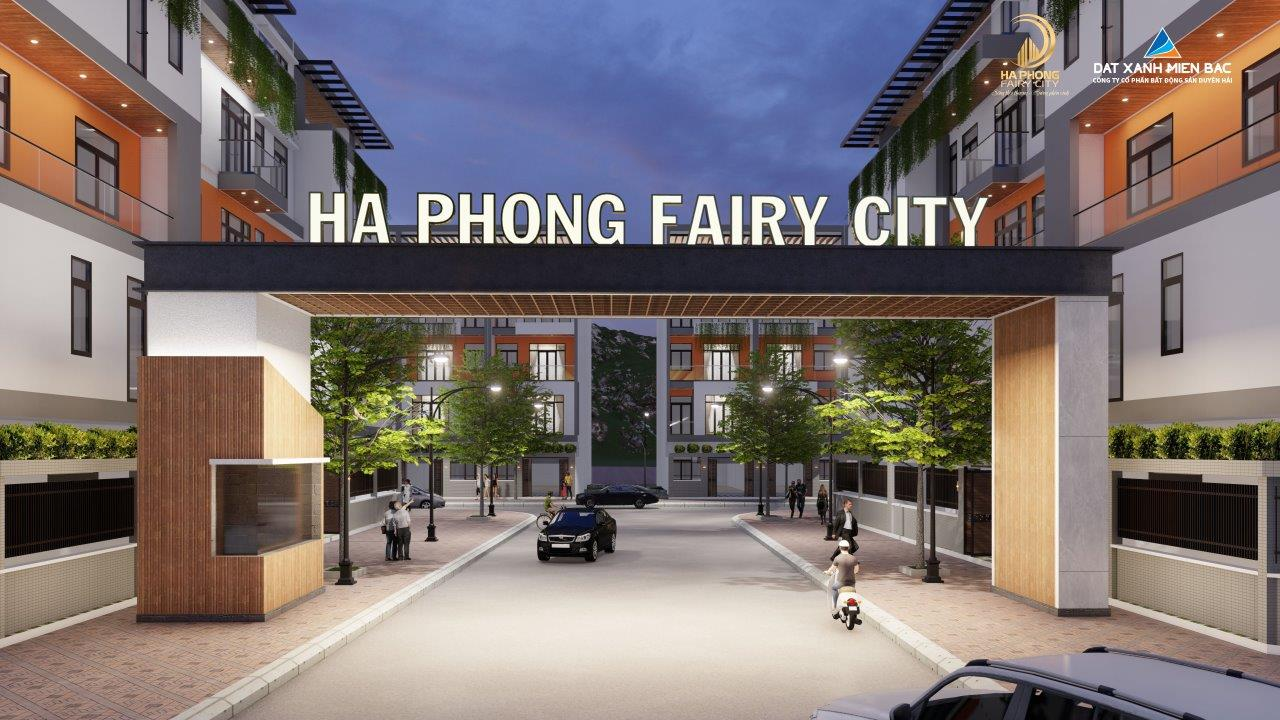 Read more about the article Hà Phong Fairy City