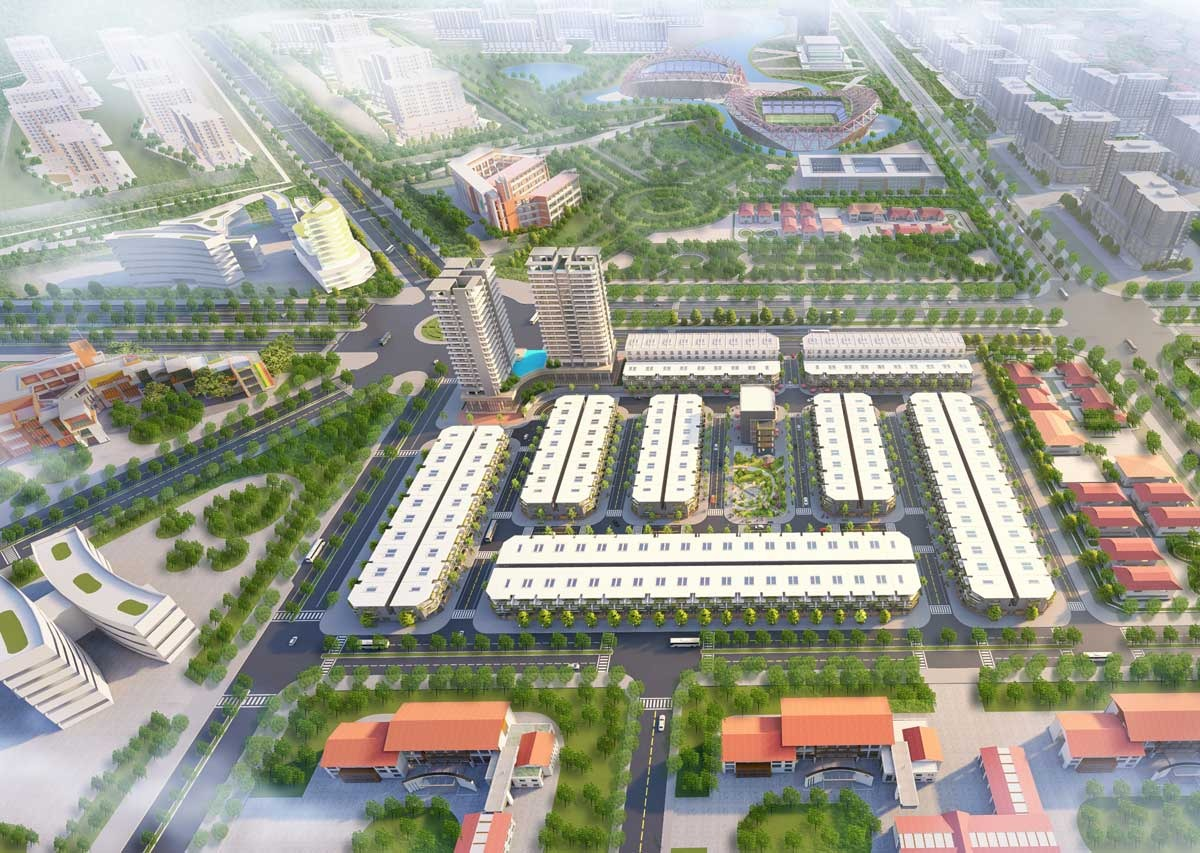 Read more about the article THE CENTRE HOUSE NHƠN TRẠCH
