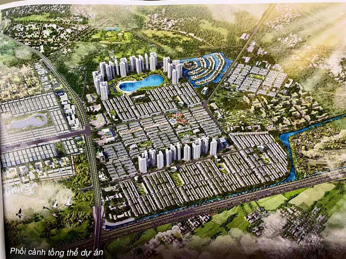 Read more about the article Vinhomes Dream City