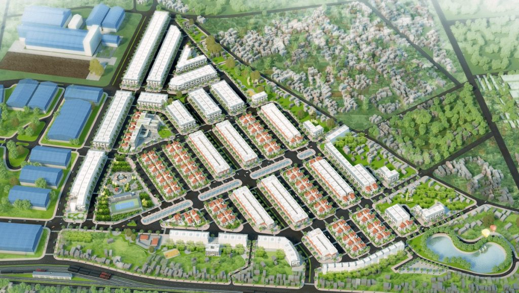 You are currently viewing BÌNH LỤC NEW CITY