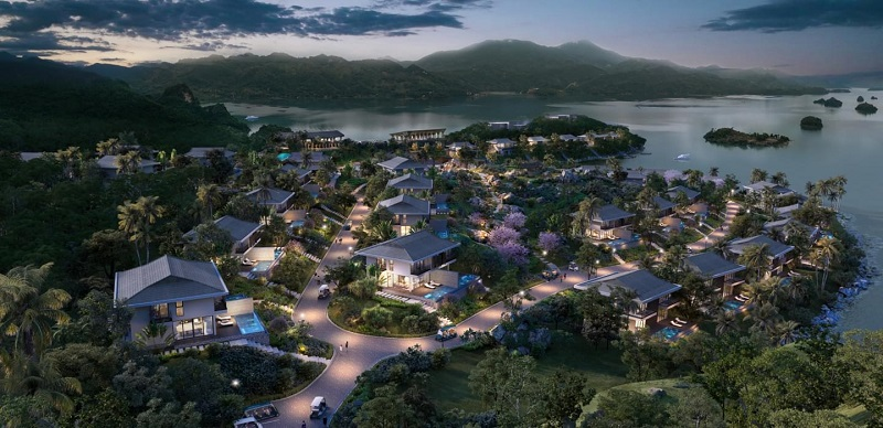 Read more about the article CULLINAN HÒA BÌNH RESORT