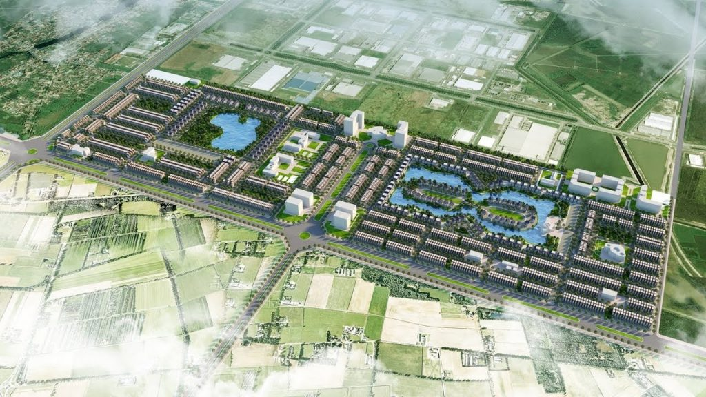 Read more about the article NEW CITY PHỐ NỐI