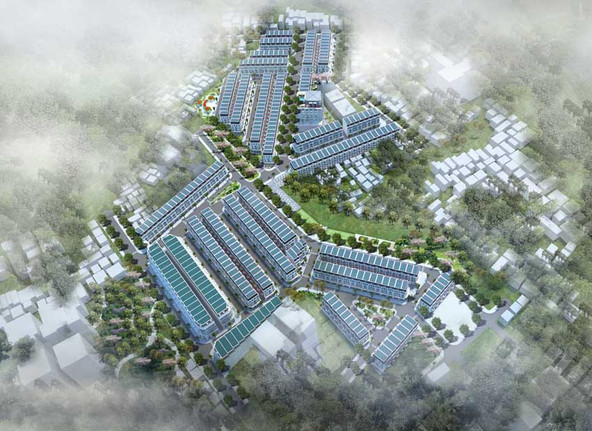 Read more about the article NHƯ QUỲNH CENTER POINT