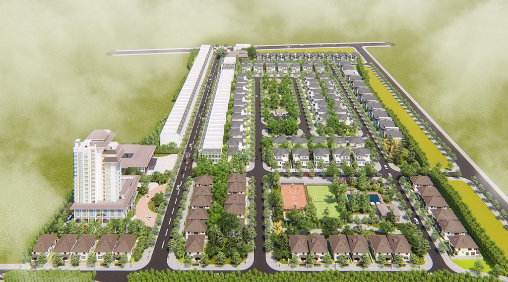 Read more about the article PHỔ YÊN RESIDENCE