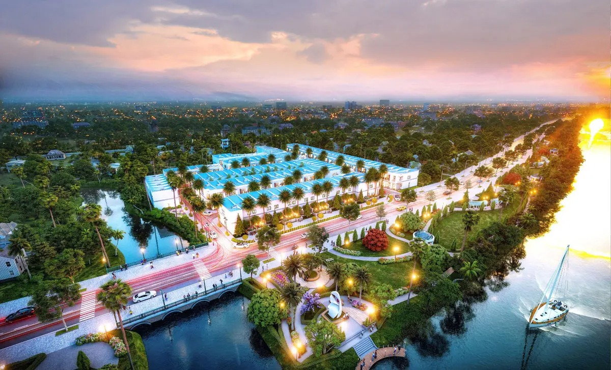 Read more about the article NHÀ PHỐ THE HESTIA RIVERSIDE RESIDENCE LONG AN