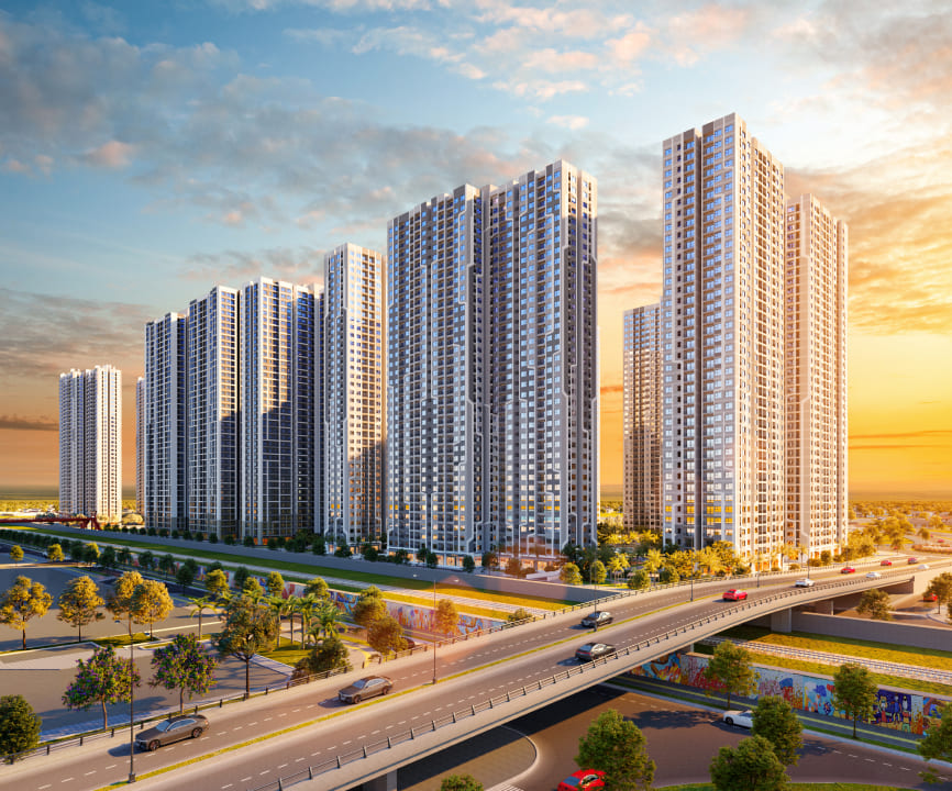 Read more about the article The Metrolines Vinhomes Smart City