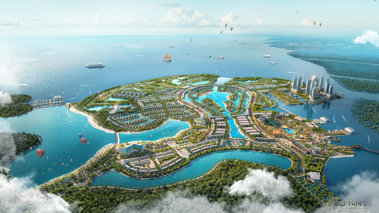 You are currently viewing Dragon Ocean Đồ Sơn
